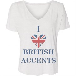 Love The British Accents