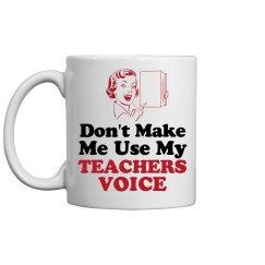 Teachers Voice