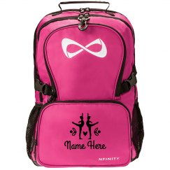 Custom Name Dance Ballet Backpack