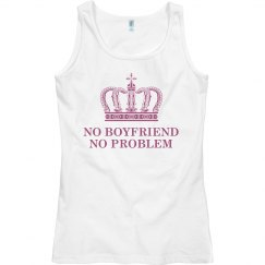 No Boyfriend Crown
