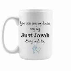 Just Jorah Mug