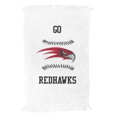Redhawks towel