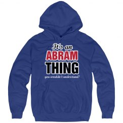 It's a Abram thing