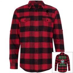 TheOutboundLiving Peter Plaid shirt