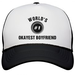 Funny World's Okayest Boyfriend