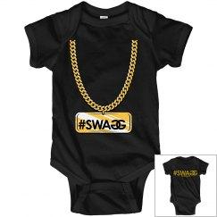 Gold Chain Swag Baby Boy