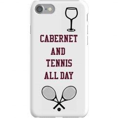 iphone 7 case Cabernet