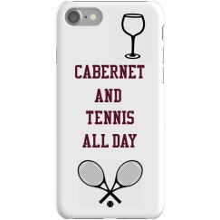 iphone 7 case Cabernet