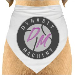 Dynasty Machine Dog Scarf
