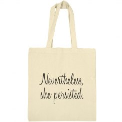She Persisted Bag