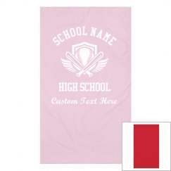 Custom School Baseball Gaiter