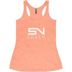 SN Coach Tank (Peach)
