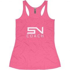 SN Coach Tank (Pink)