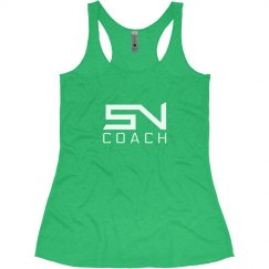 SN Coach Tank (Green)