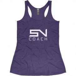 SN Coach Tank (Purple)