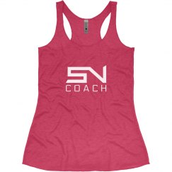 SN Coach Tank (Hot Pink)