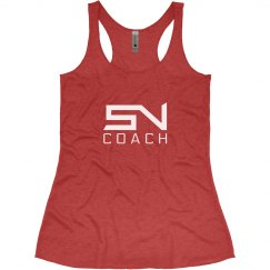 SN Coach Tank (Red)