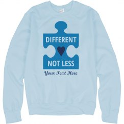 Custom Autism Awareness Sweatshirts