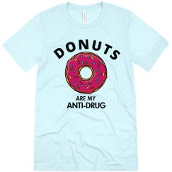 Donuts are my Anti-drug