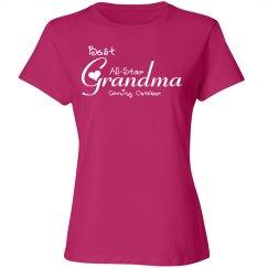 Best All-Star Grandma coming in October