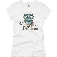 Magically Delicious Owl