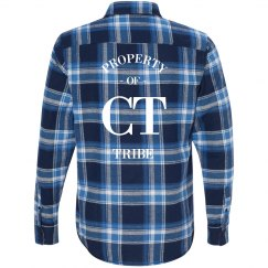 Property of CT Tribe Flannel