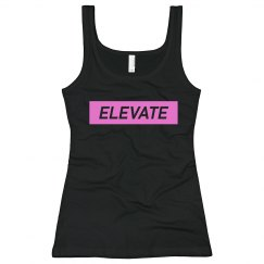 Elevate Bella Tank Top- Pink