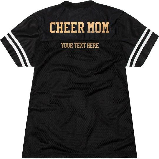 Cheer Mom Tee|Cheer Mom Shirt|Cheer Mom Tshirt|Cheer Mom Top|Strong Cheer Mom|Empowered Cheer Mom|Inspired Cheer Mom|Loud Cheer Mom