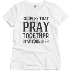 Praying Couples