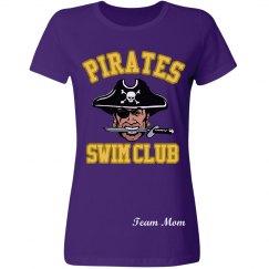 Pirates Swim Team Mom