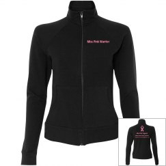 Pink Warrior Jacket