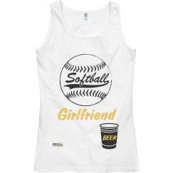 Lady Softball Girlfriend
