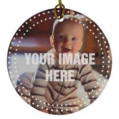 Create A Custom Christmas Ornament