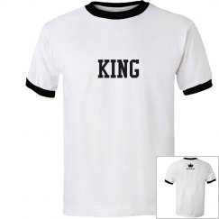 The Refine Men: King  T-Shirt