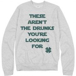 St Patricks Day Jedi Drunks