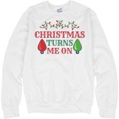 Turn On For Christmas