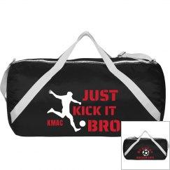 Kids soccer bag