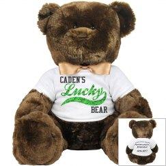 Lucky Teddy Good Luck Charm