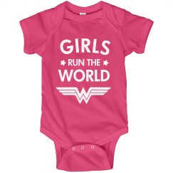 Girls Run the World Wonder Girl