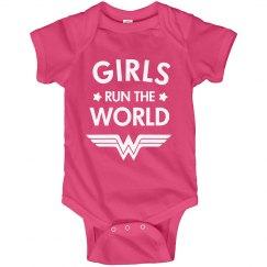 Girls Run the World Wonder Girl