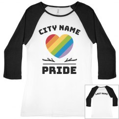 Custom City Vintage Pride Shirt