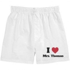 I Heart Mrs.