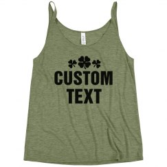 Custom St. Patrick's Day Fashion