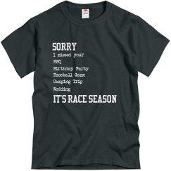 Race season