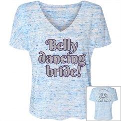 Belly Dancing Bride!