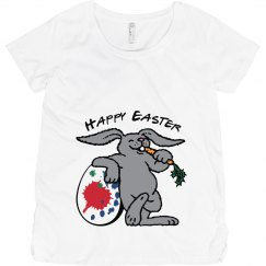 Easter Maternity Shirt