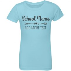 Custom School Kids Shirt