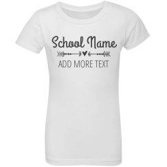 Custom Kids School Design