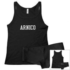 Arnico Apparel Sleepwear/Gymwear Set