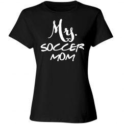 Mrs soccer mom